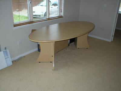 Small Boardroom Table - £30